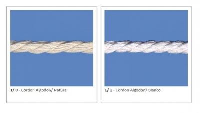 CordÓn De AlgodÓn Mediano Art. 1 Por 30 Mts.
