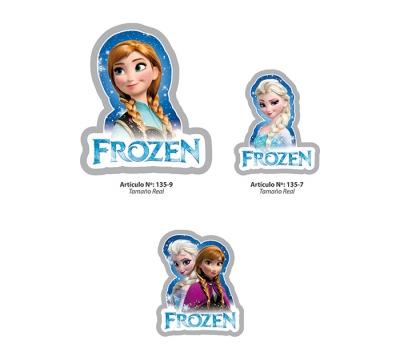 Aplicaciones Art. 135/7 Frozen Por 6 Unidades