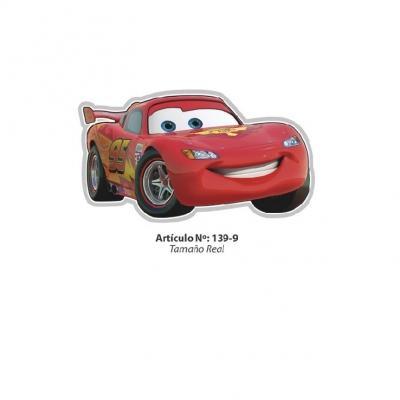 Aplicaciones Art. 139/9 Cars Por 6 Unidades
